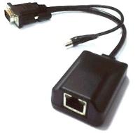 VGA经CAT5线延长器