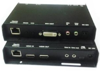 HDMI/DVI/VGA/Audio/USB Extender over Ethernet