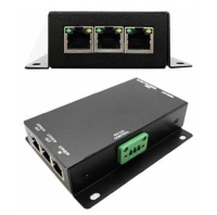 Daisy-Chain Tree topology, Gigabit PHY based HDMI Extender with bi-directional RS-232.