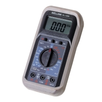 手动式多功能数字电表
