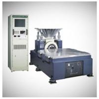 Large vibration test machine