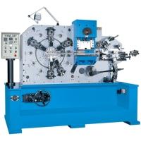 Strip & Wire Forming Machine