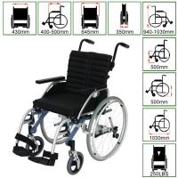 标准型轮椅