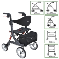 Cens.com Rollator TAIWAN AN I CO., LTD.