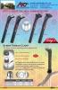 铝合金包覆碳纤/全碳纤座管 & 座管束