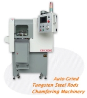 Auto Grind Tungsten Steel Rods Chamfering Machinery