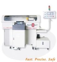 CNC High Speed Tungsten Steel Bar Stock Precision Cut-off Machine