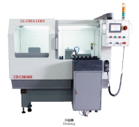 Smart Rod Cutting & Chamfering machine