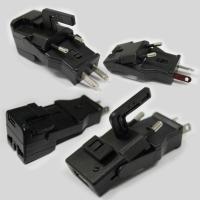 Universal AC Power Plug with USB Charger