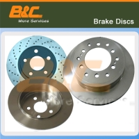 Cens.com Brake discs WENZHOU IMPORT & EXPORT UNITED CO., LTD. (WENZHOU B&C INDUSTRIES LIMITED)