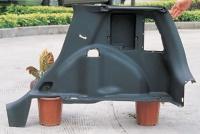 Rear  plaque