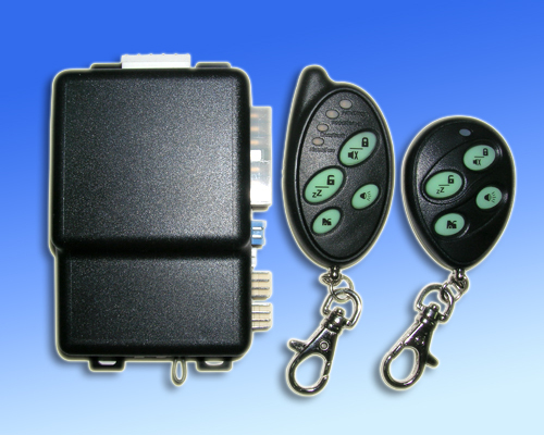 2-Way Security System with LED Indicator