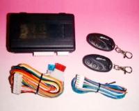 Remote Control Keyless Entry System