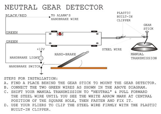 Neutral Gear Detector