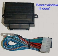 Power Window Control Sets