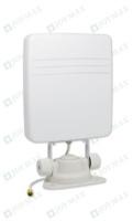 13dBi Directional Indoor Patch Antenna,3.5GHz WiMAX Antenna