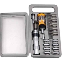 28 pc Impact/Ratchet Driver set