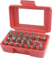 Heavy Duty Impact Driver Bit Set