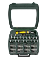 59 pc Power Bit & Ratchet Driver Set