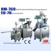 Multi-Purpose Dumpling Forming Machine / EU-70 Encrusting Unit