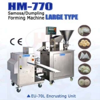 Dumpling / Samosa Forming Machine (Large Type)