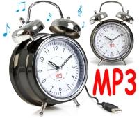 MP3 Clock