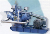Water-cooled Reciprocating Air compressor
