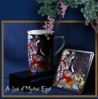 Cens.com Bone China Mug and Pad Sets PETER PAN ART CO., LTD.