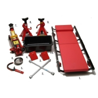 Cens.com Floor Jack Combination Set 嘉美工业股份有限公司