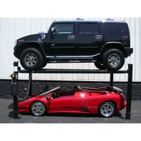 3.2 Ton Four Post Lift (Car Stacker)