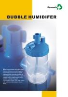 Bubble Humidifer