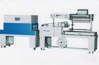 Shrink Tunnel Packing Machine  /  Auto / L-Type Sealing Packing Machine