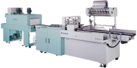 PE Shrink Tunnel Packing Machine /Auto / Extension-Type Sealing Packing Machine