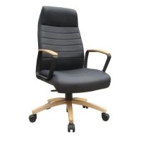 Bentwood executive chair