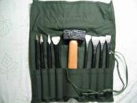 石雕工具组-9件组