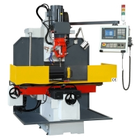 CNC BED TYPE MILLING MACHINE