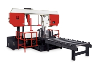 DOUBLE COLUMN BAND SAW (FULLY-AUTO.)