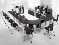 環式電動會議桌