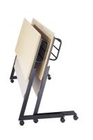 美式斜度折合桌