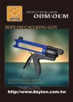 Rodless Caulking Gun