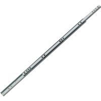 1702 Light-duty Drawer Slide / Steel ball-bearing slide