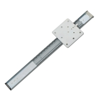 3574 Light-duty 3/4 Extension Ball Bearing Drawer Slides