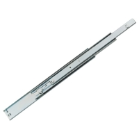 5150 Heavy-duty fully extended ball bearing drawer slide with lock-in & out