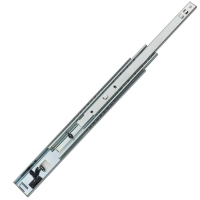 With self-closing system / Heavy-duty Drawer Slide / Steel ball-bearing slide