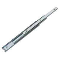 5702 Heavy-duty Drawer Slide, Steel ball-bearing slide