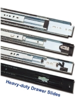 Heavy-duty Drawer Slides