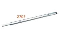 2707 Light-duty 3/4 Extension Ball Bearing Drawer Slides