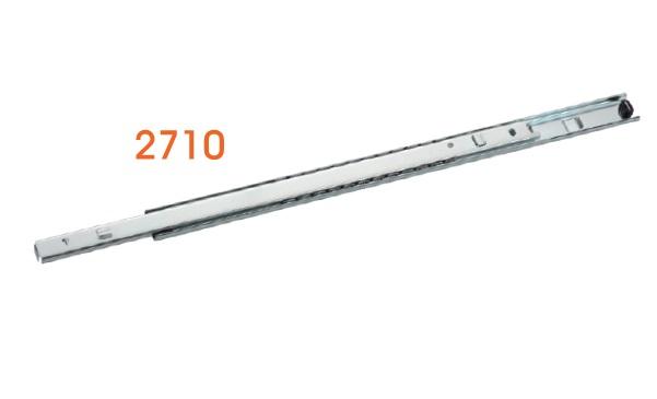 2710 3/4延伸轻型钢珠滑轨