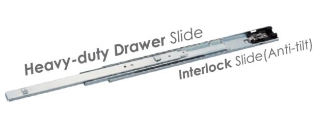 5189Heavy-duty Draw Slide with Inter lock