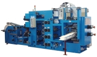 Napkin Paper Machine